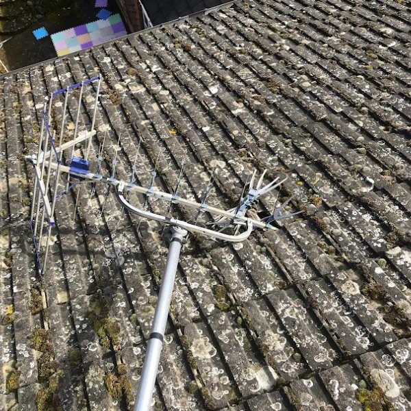 aerial repair in Rushden